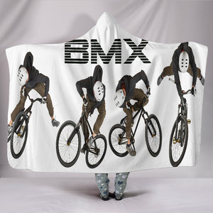 BMX Hooded Blanket