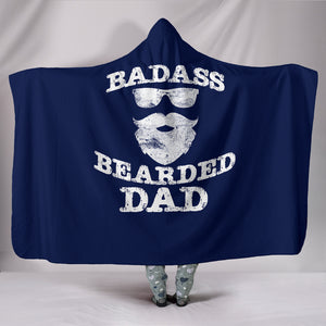 NP Bearded Dad Hooded Cover