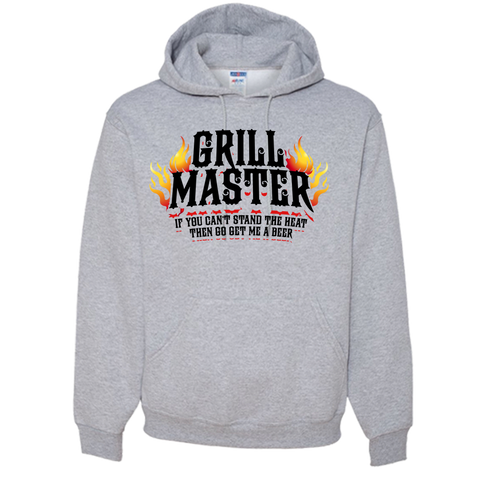 BBQ Grill-master If You Can't Stand the Heat Adult Hoodie