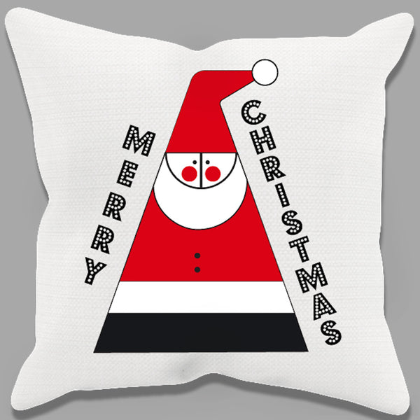 Merry Christmas Santa Sublimated Pillow Case