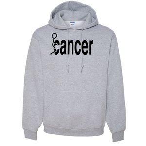Fuck Cancer Adult Hoodie