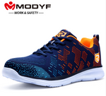"INDESTRUCTIBLE ""ELITE"" SHOES-MODYF"
