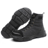 Durable Safety Boots 2020 Autumn Winter Steel Toe Boots