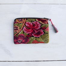 Load image into Gallery viewer, Mini Textile Wallet #09