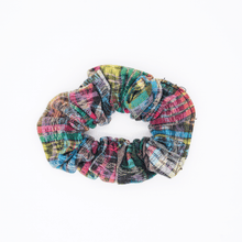 Load image into Gallery viewer, Zero Waste Scrunchie in Rainbow