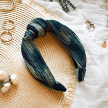 Load image into Gallery viewer, Emerald Jaspe Headband