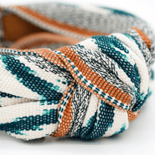 Load image into Gallery viewer, Mint Jaspe Headband