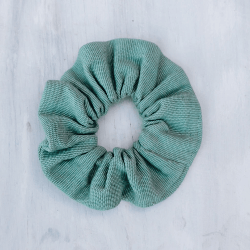 Mint Scrunchie *New Large Size*