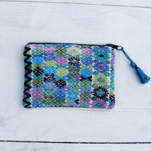 Load image into Gallery viewer, Mini Textile Wallet #06