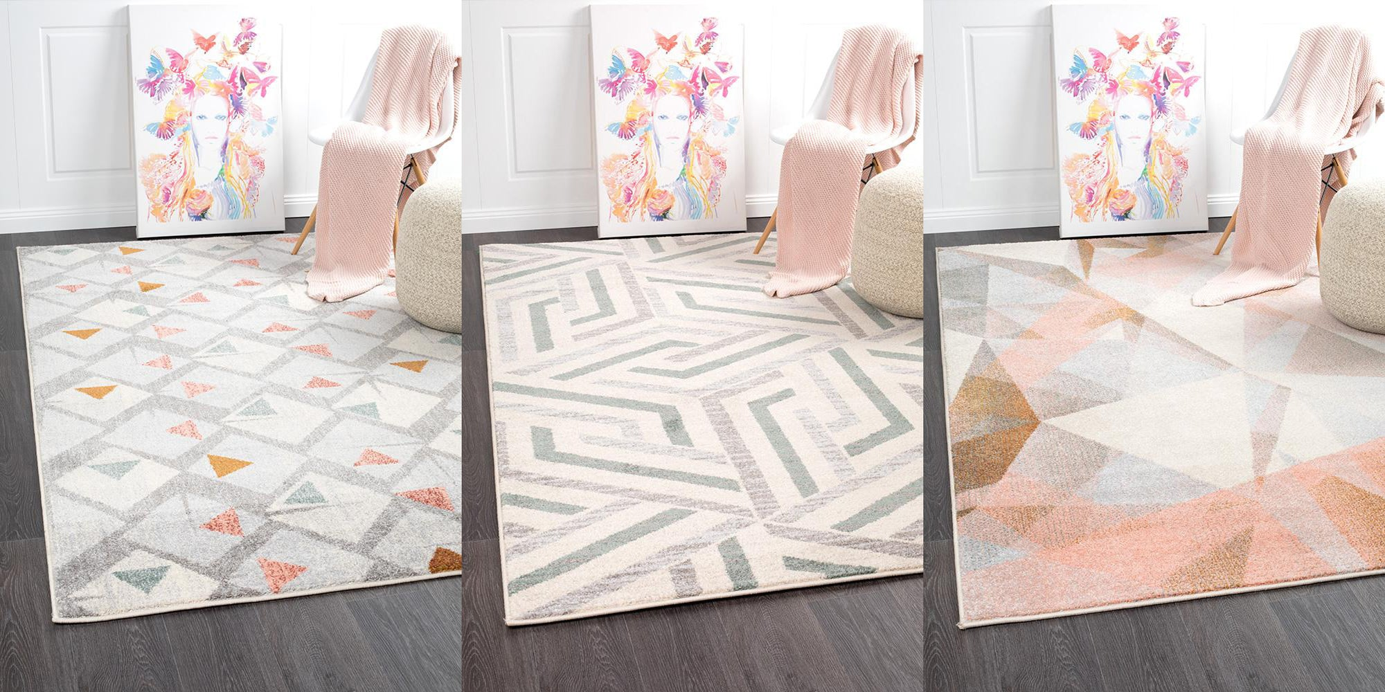 Dimension Collection Rugs