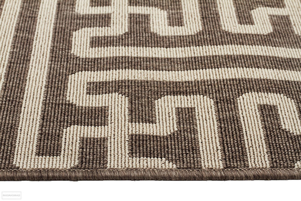 Alfresco Indoor Outdoor Collection 6506 Natural Rug