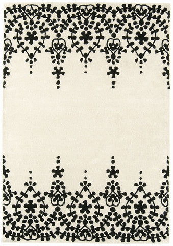 Asiatic Guild White Rug