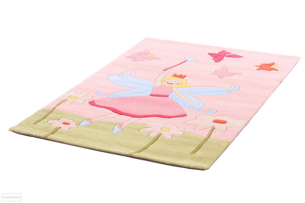 Arte Espina Fairy And Butterflies Rug