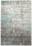 Aspect Riverside Sticks Blue Rug - 230X160cm