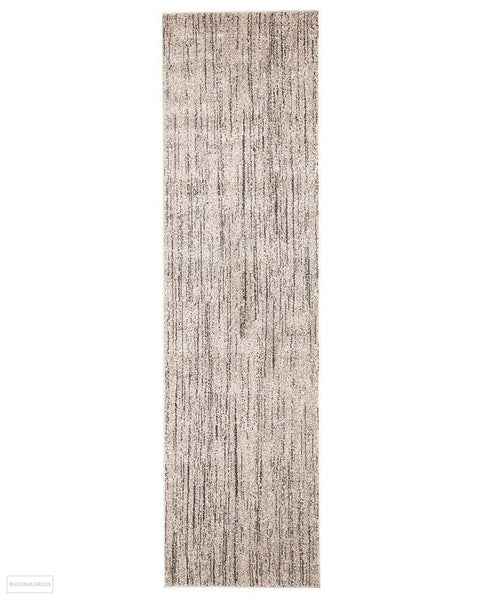 Aspect Riverside Flow Grey Rug - 300X80cm