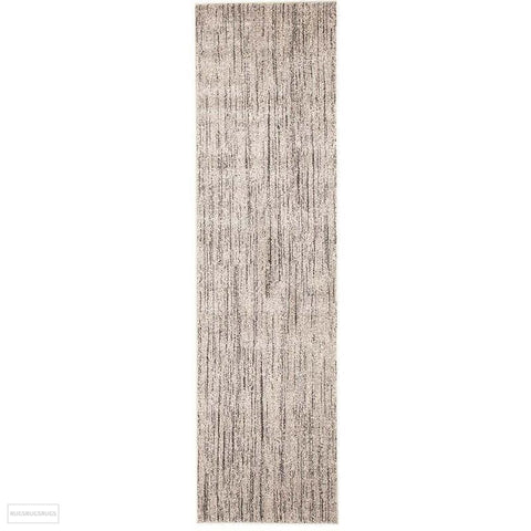 Aspect Riverside Flow Grey Runner Rug