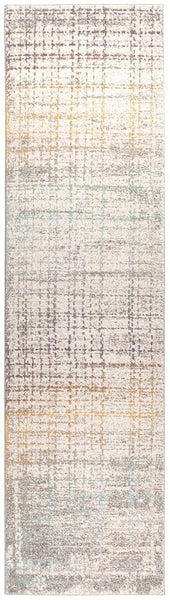 Aspect Riverside Reflect Multi Runner Rug - 300X80cm