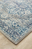 Babylon 207 Blue Runner Rug - MODERN