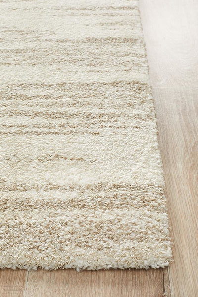 Broadway Evelyn Contemporary Natural Rug - MODERN