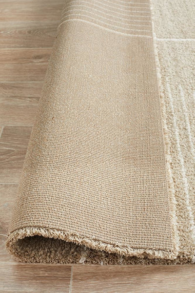Broadway Florence Modern Natural Rug - MODERN