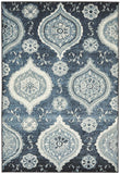 Calypso Collection 6103 navy Rug - 230x160cm