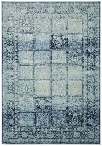 Calypso Collection 6106 blue Rug - 230x160cm