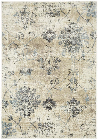Calypso Collection 6107 bone Rug - 230x160cm