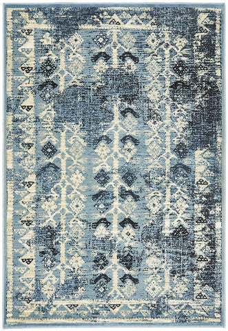 Calypso Collection 6108 blue Rug - 230x160cm