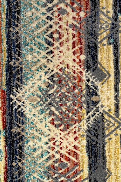 Cascade Moonlight Radiant Multi Rug