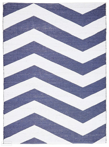 Coastal Indoor Outdoor 1 Navy Rug