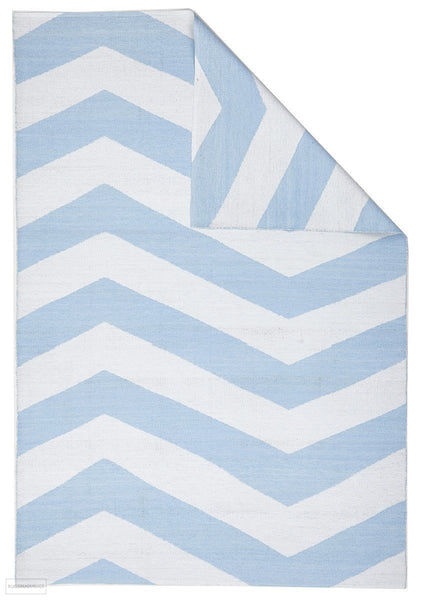 Coastal Indoor Outdoor 1 Sky Rug