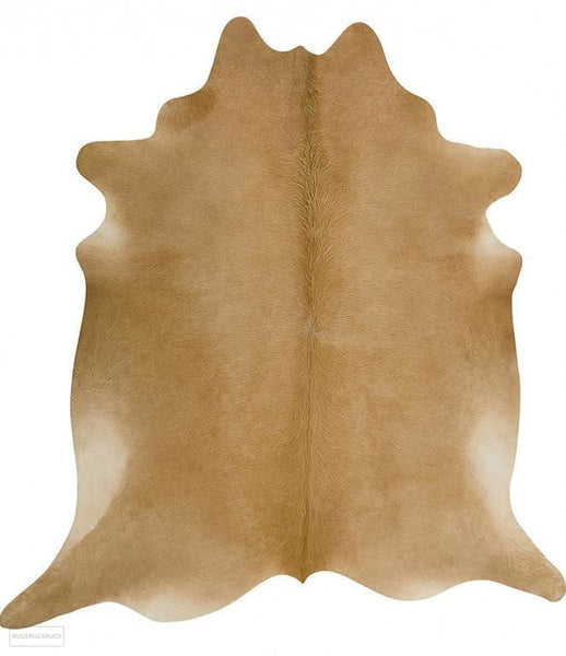 Exquisite Natural Cow Hide Beige - Cowhide