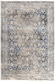 Drift Isfahan Transitional Modern Rug Navy White Grey - 230X160cm