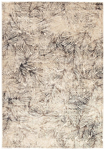Dreamscape Artistic Nature Modern Charcoal Rug - 230x160cm