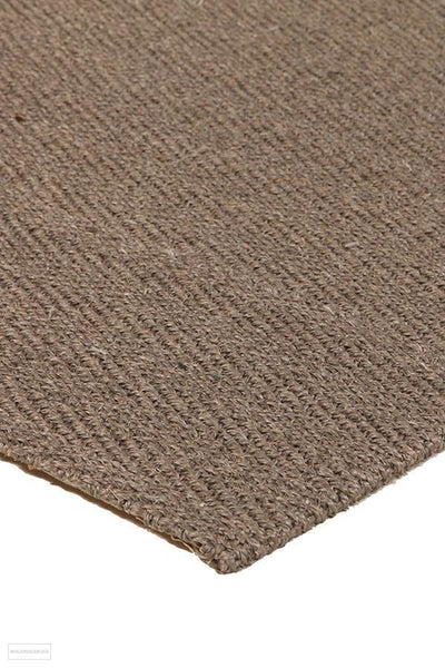 Eco Sisal Herringbone Grey Runner