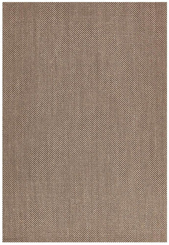 Eco Sisal Tiger Eye Brown Rug - 160x110cm