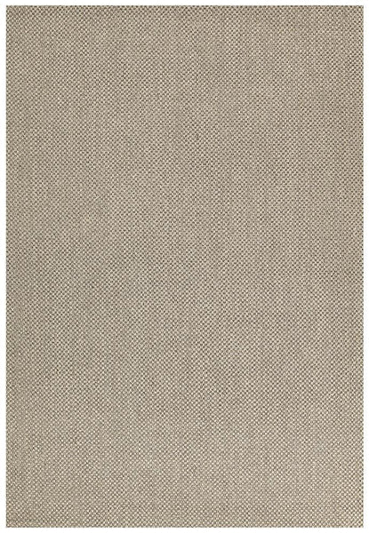 Eco Sisal Tiger Eye Grey Rug - 160x110cm