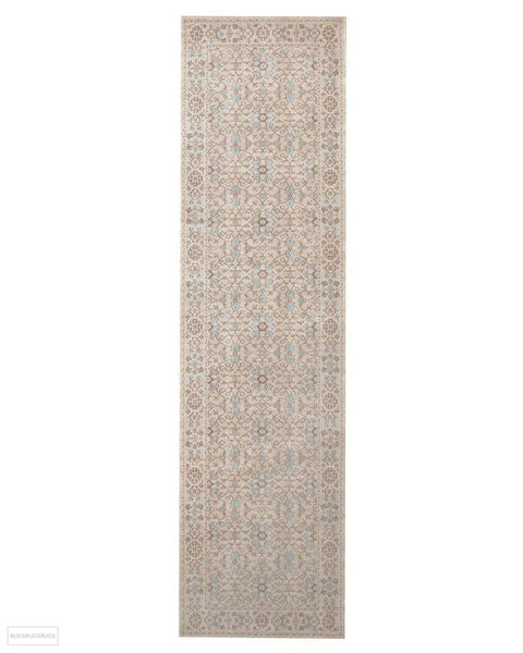Eternal Whisper Washed Bone Rug - 300X80cm