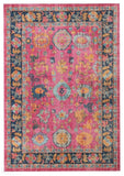Eternal Whisper Corners Pink Rug - 230X160cm