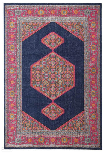 Eternal Whisper Blink Navy Rug - 230X160cm