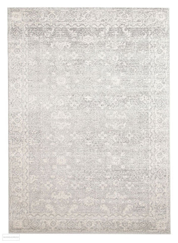 Evoke Shine Silver Transitional Rug - 230x160cm