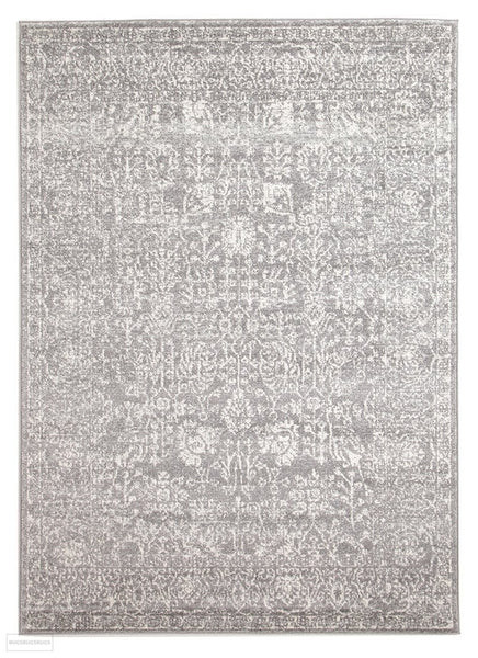 Evoke Homage Grey Transitional Rug - 230x160cm