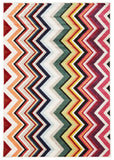 Gemini Modern 504 Multi Coloured Rug - 230x160cm