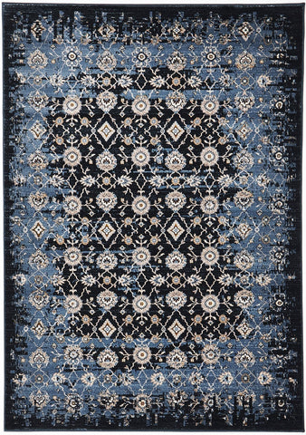 Rug Culture Heirloom 06 Blue Rug
