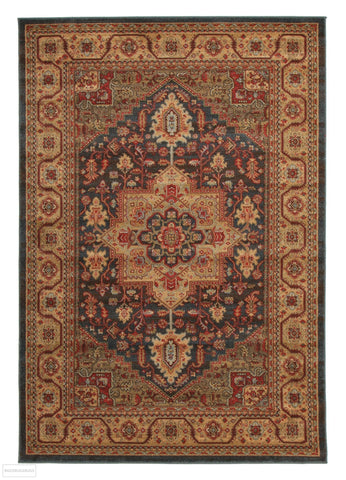 Jewel Antique Heriz Design 803 Multi Rug - 230x160cm