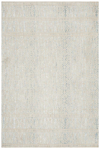 Levi Lucy Blue Green Rug - MODERN
