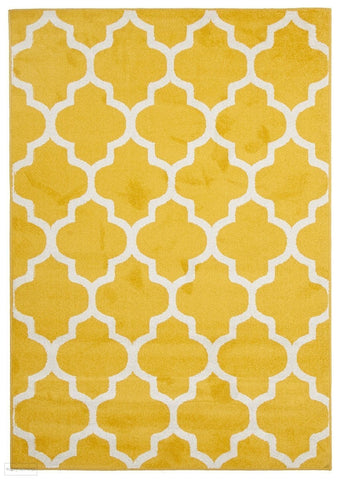 Marquee Indoor Outdoor 310 Yellow Rug