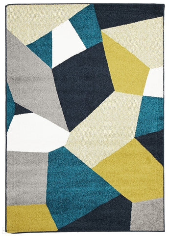 Marquee Indoor Outdoor 314 Black Grey Rug