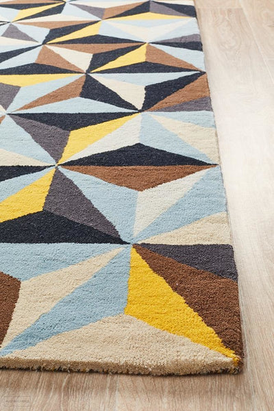Matrix Pure Wool 900 Blue Rug