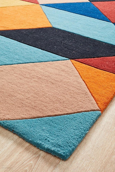 Matrix Pure Wool 904 Sunset Rug